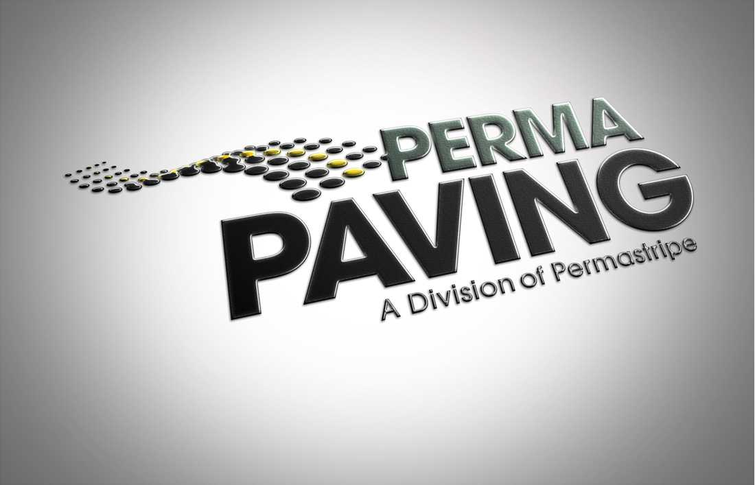 PermaPaving logo design
