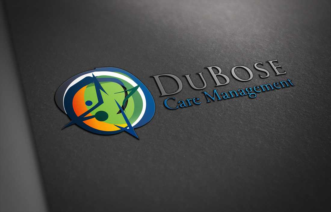 DuBose Care Management logo design
