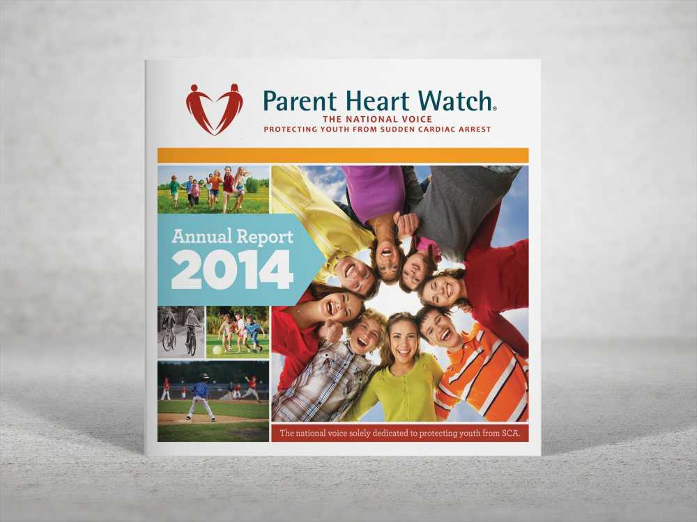 Parent Heart Watch Annual Report