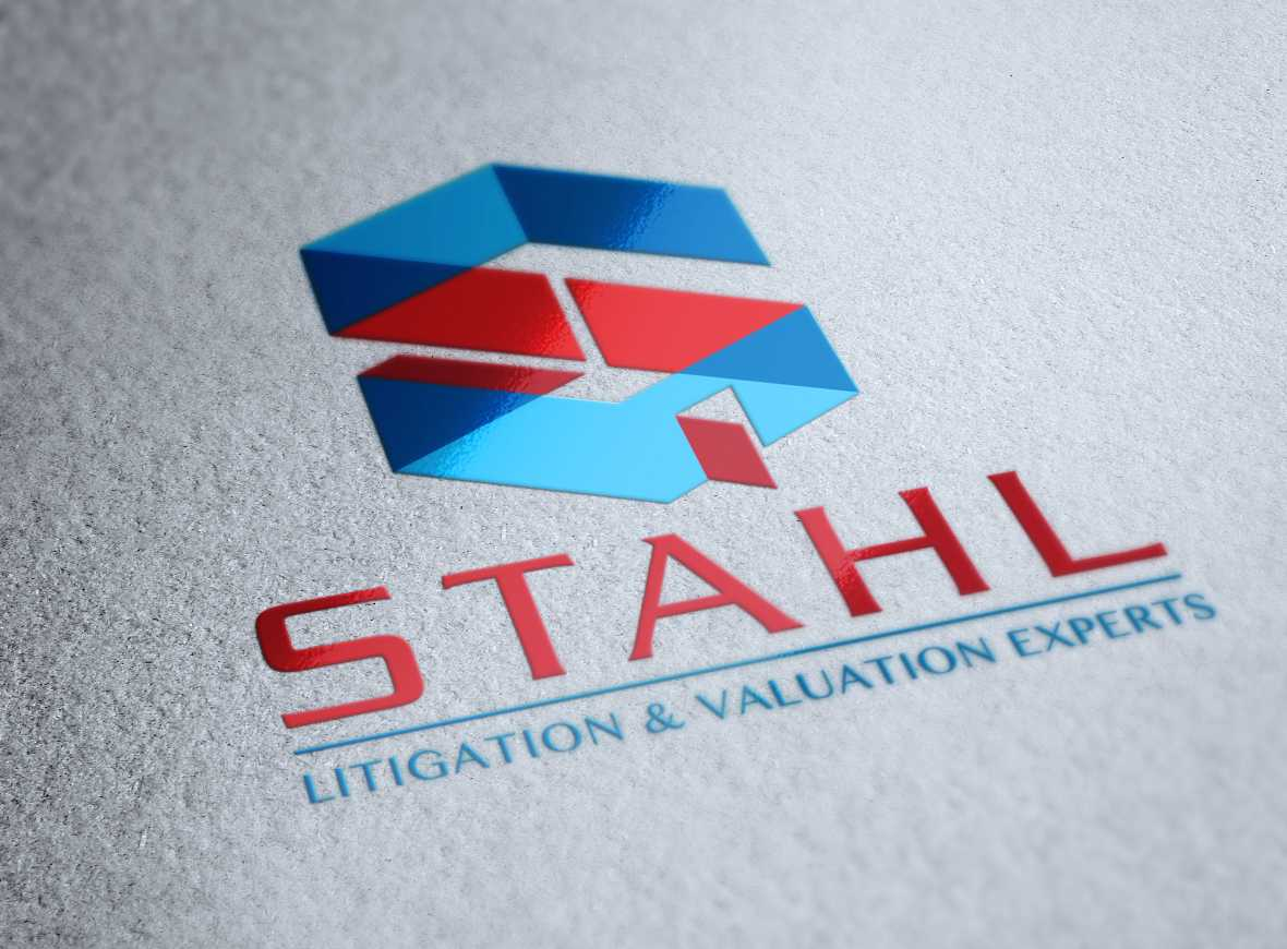 Stahl logo design
