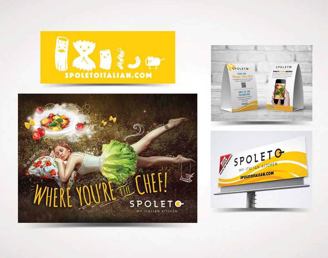 Spoletto Brand Uses