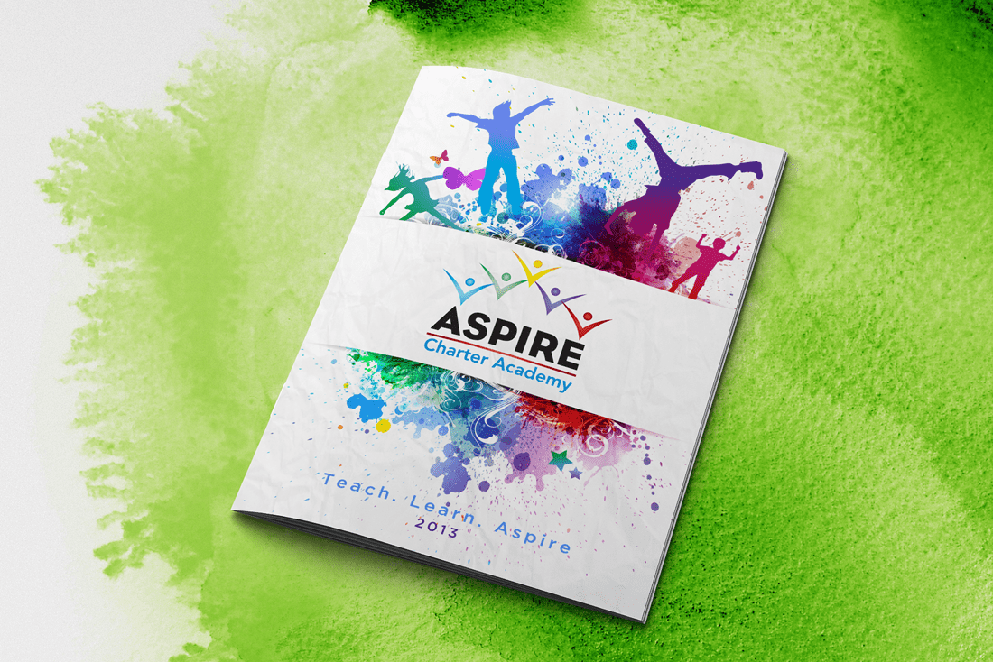 Aspire Charter Academy 2013 yearbook