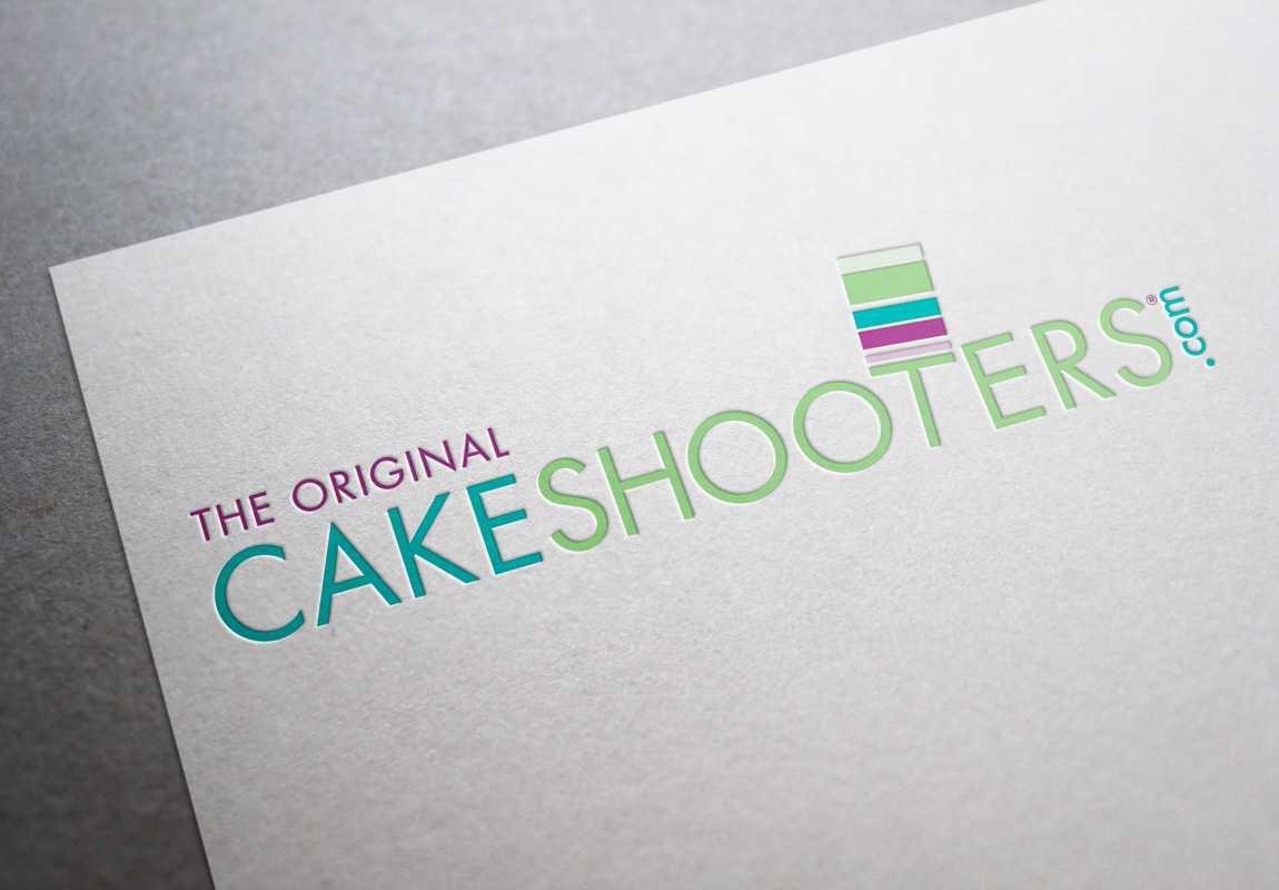 Cakeshooters® Logo