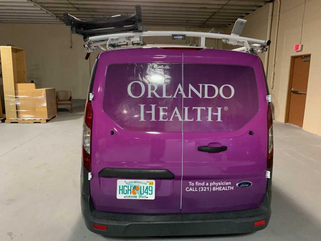 Orlando Health Wrap