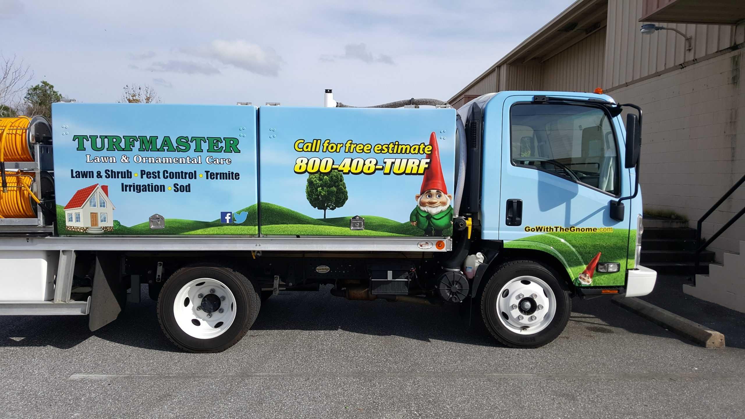 Turfmaster Truck