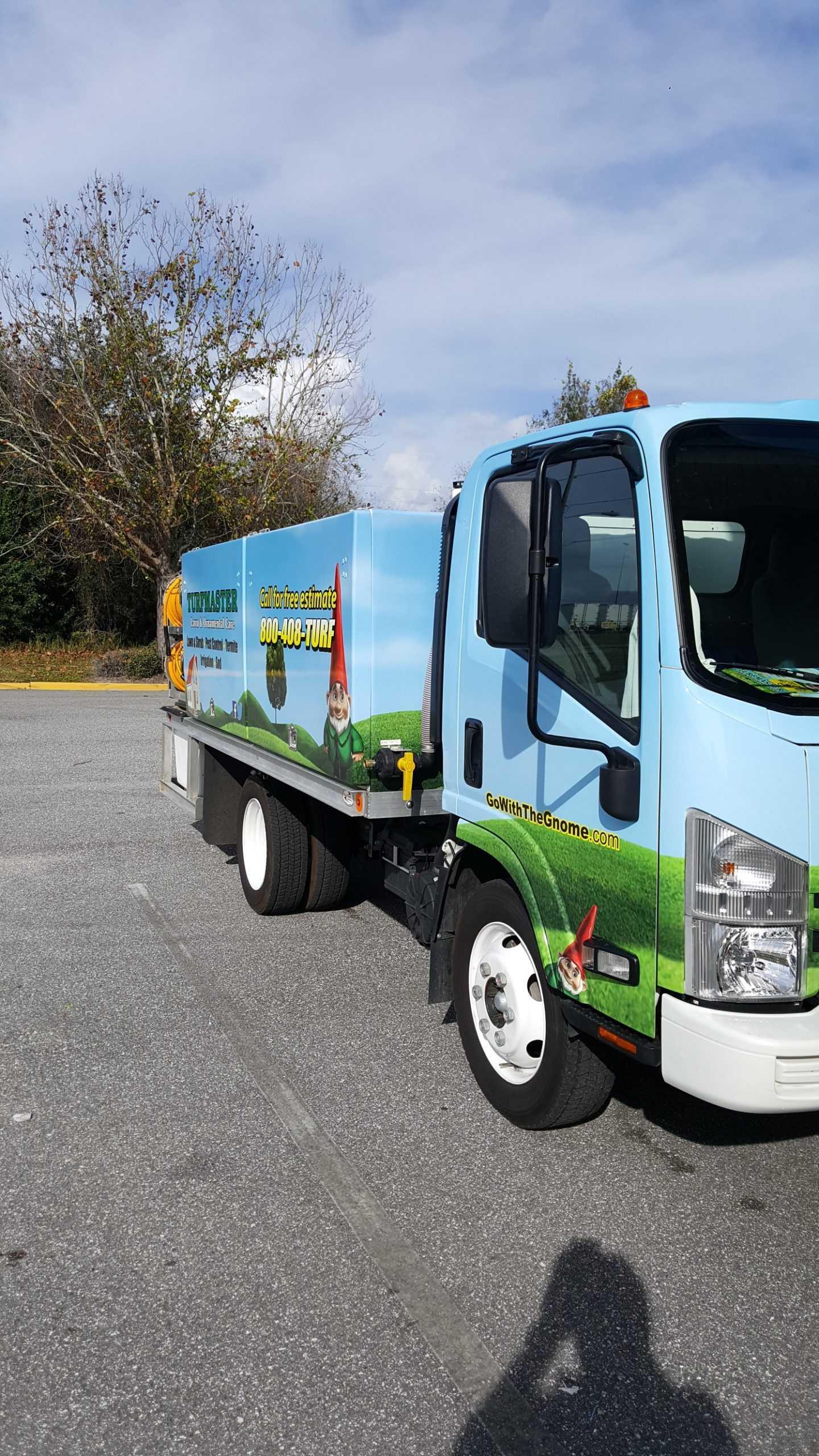 Turfmaster Truck 2