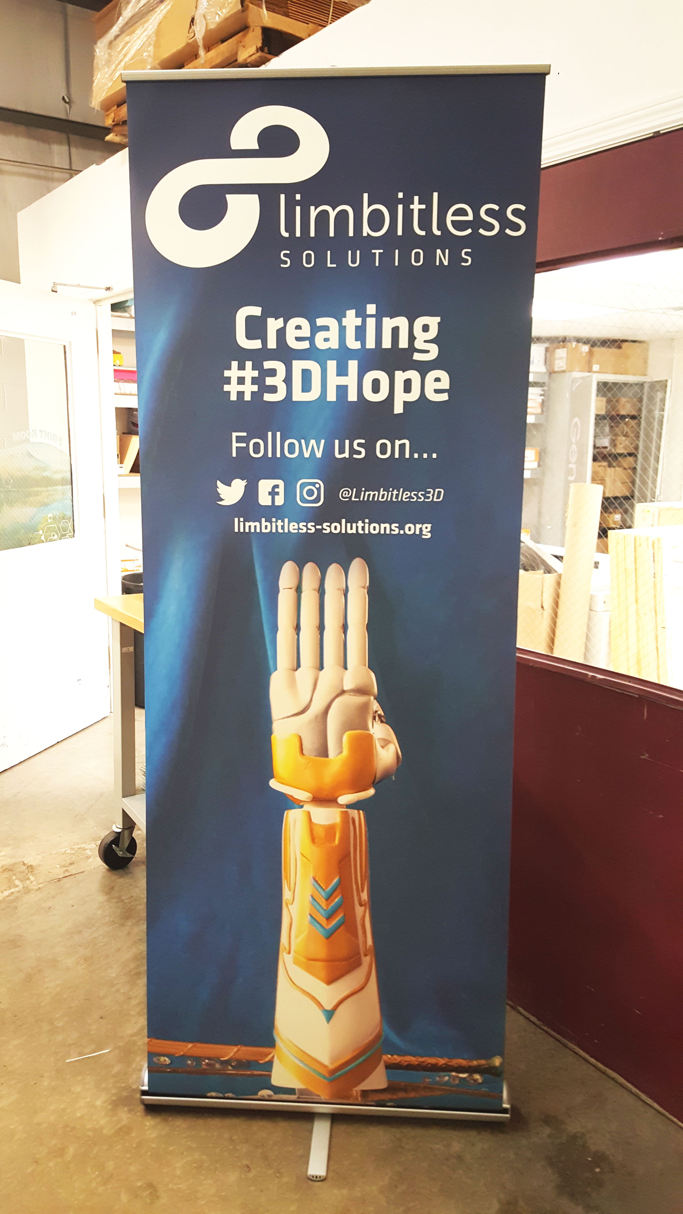 Creating 3D Hope